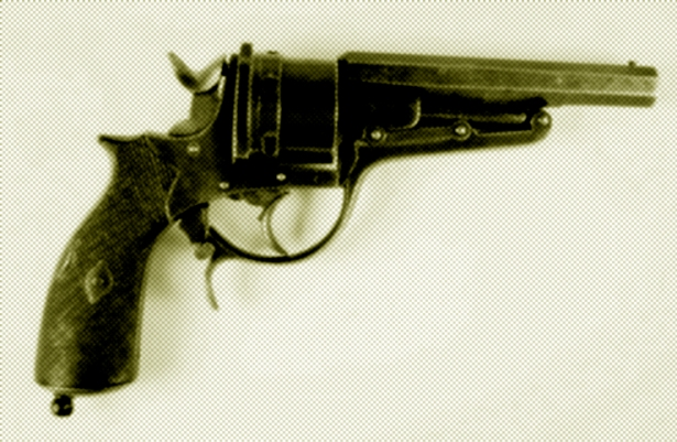 Txèkhov tenia una pistola
