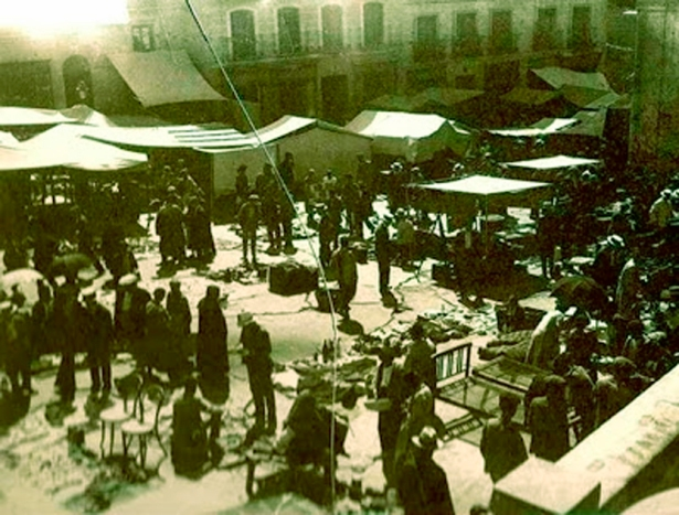 El rastro 1895